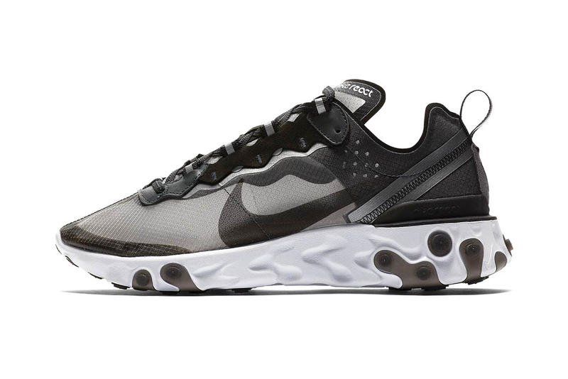 25c896598dfa Nike React Element 87 Official Look   Release