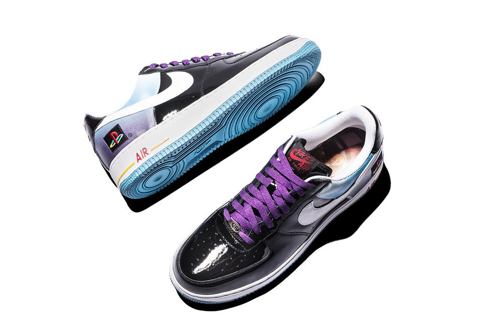 Nike Air Force 1 PlayStation sony footwear 2018 nike sportswear