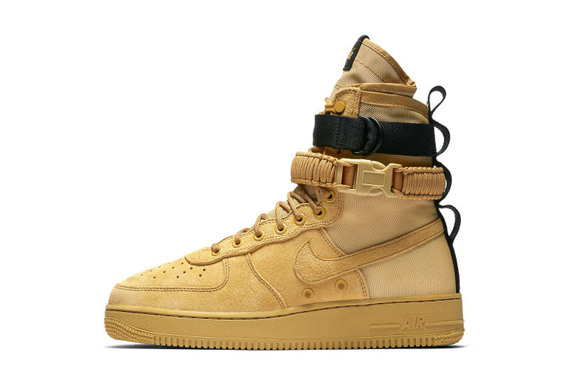 Nike SF AF1 Wheat summer fall 2018 release date info drop sneakers shoes footwear