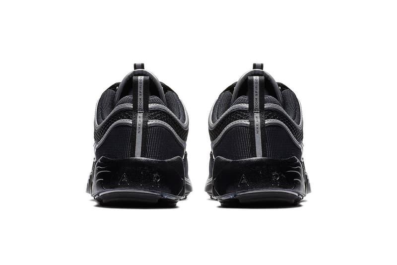nike zoom spiridon black grey white red june july 2018 release date info drop sneakers shoes footwear