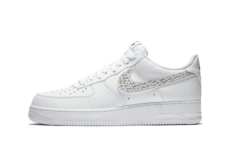 """212224f25b9 Nike Air Force 1 Low """"Just Do It"""" 