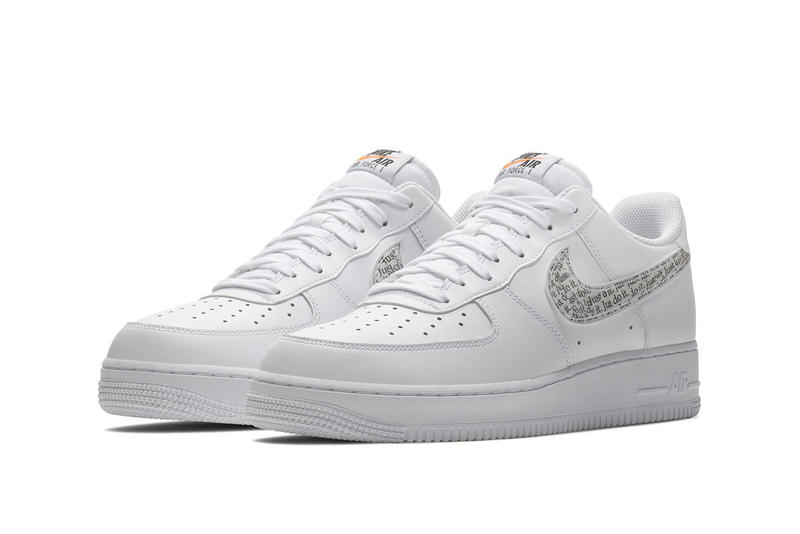"a54b6e9340a Nike Air Force 1 Low ""Just Do It"" 
