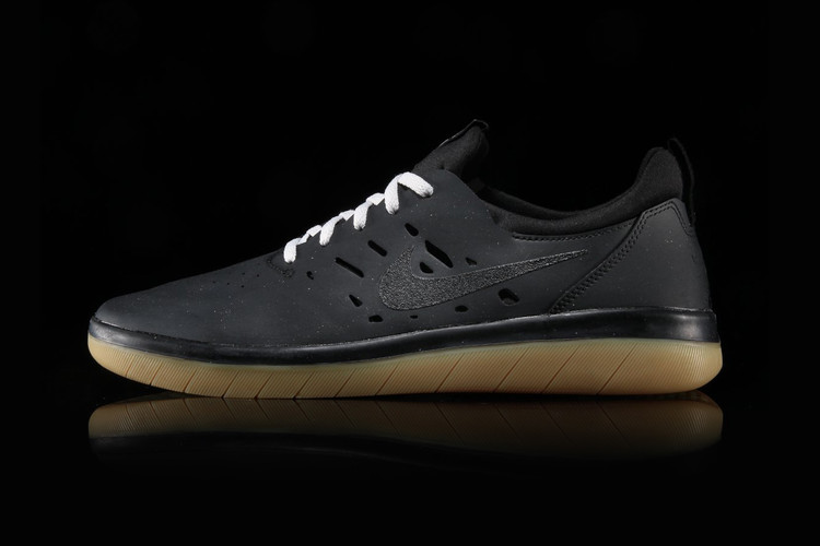 a29ffa59547c The Nike SB Nyjah Free Gets a Gum Sole