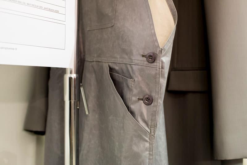 OAMC Spring Summer 2019 Backstage Shots collection runway luke meier paris fashion week