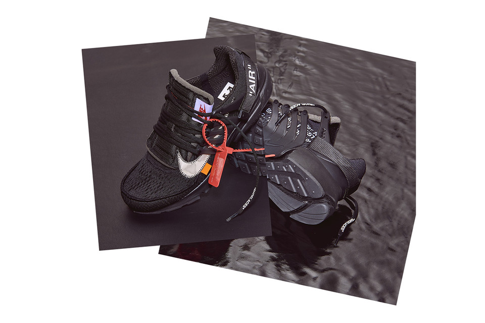 """The """"All-Black"""" & """"All-White"""" Virgil Abloh x Nike Air Prestos Have Official Release Dates"""