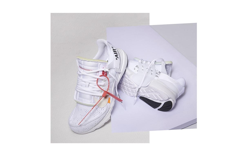 Volver a llamar patrulla pintar  Off-White x Nike Presto Black/White Release Date | HYPEBEAST