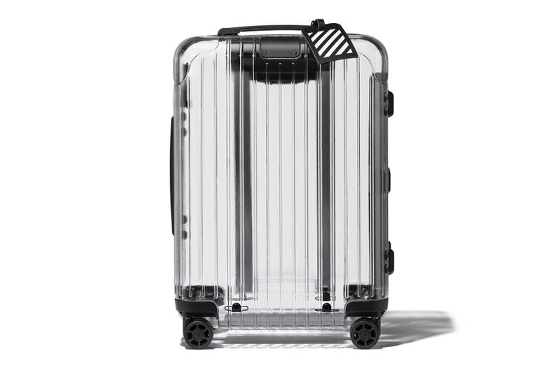 Off-White RIMOWA Virgil Abloh Signed Edition Giveaway 24sevres