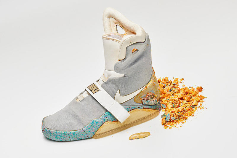 3af24111450 Nike MAG From  Back to the Future II  for Sale