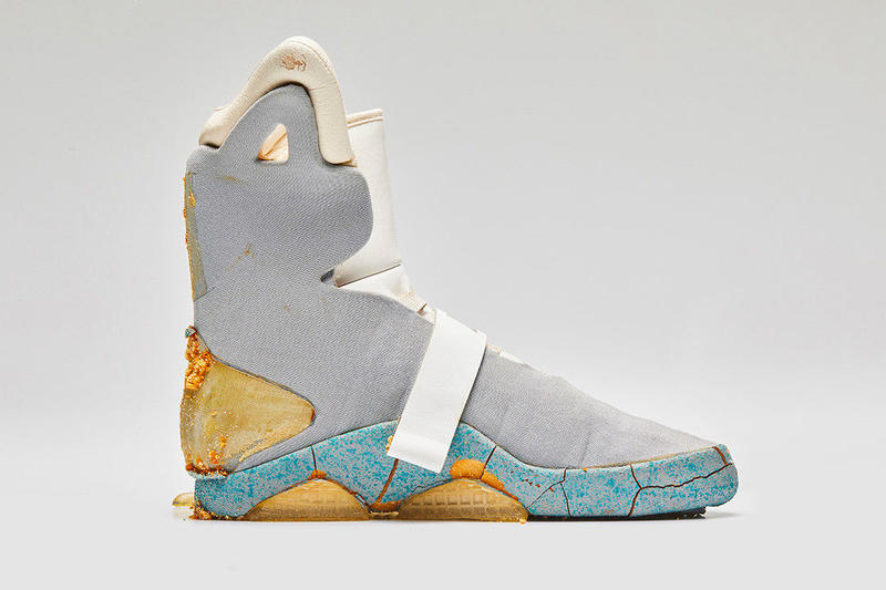 Perezoso puñetazo joyería  Nike MAG From 'Back to the Future II' for Sale | HYPEBEAST
