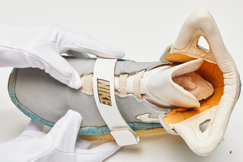 nike mag back to the future part 2