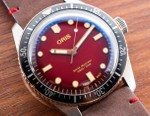 RedBar Teams Up With Oris for a Special Divers Sixty-Five Watch