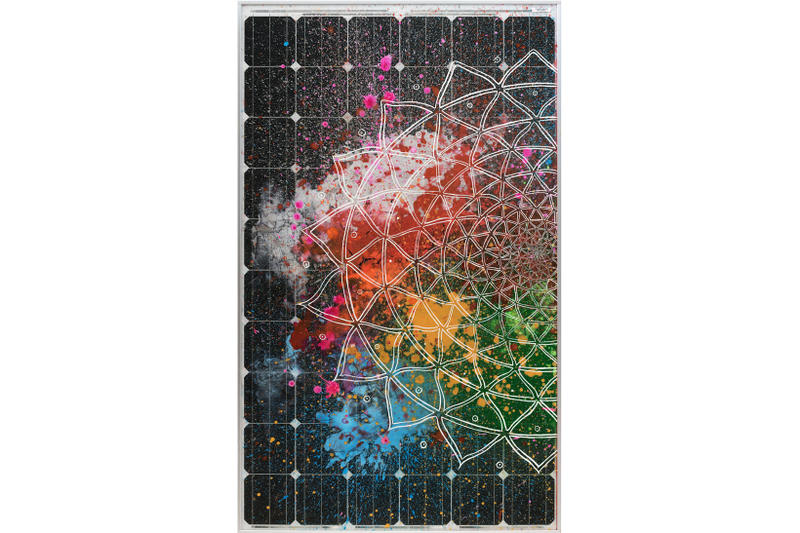 solar art series auction paddle8 felipe pantone olafur eliasson