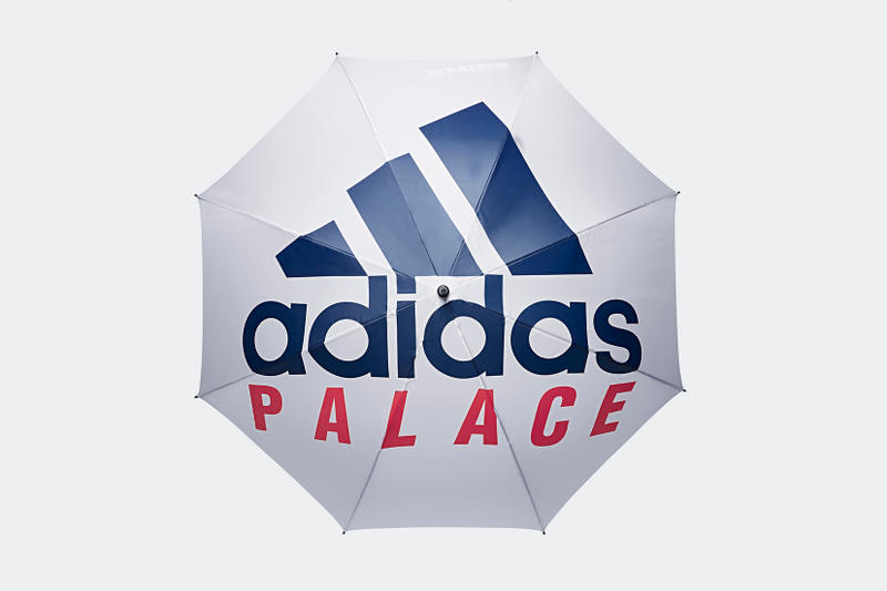 Palace adidas Tennis Collaboration july 3 2018 release date info drop sneakers shoes footwear wimbledon umbrella