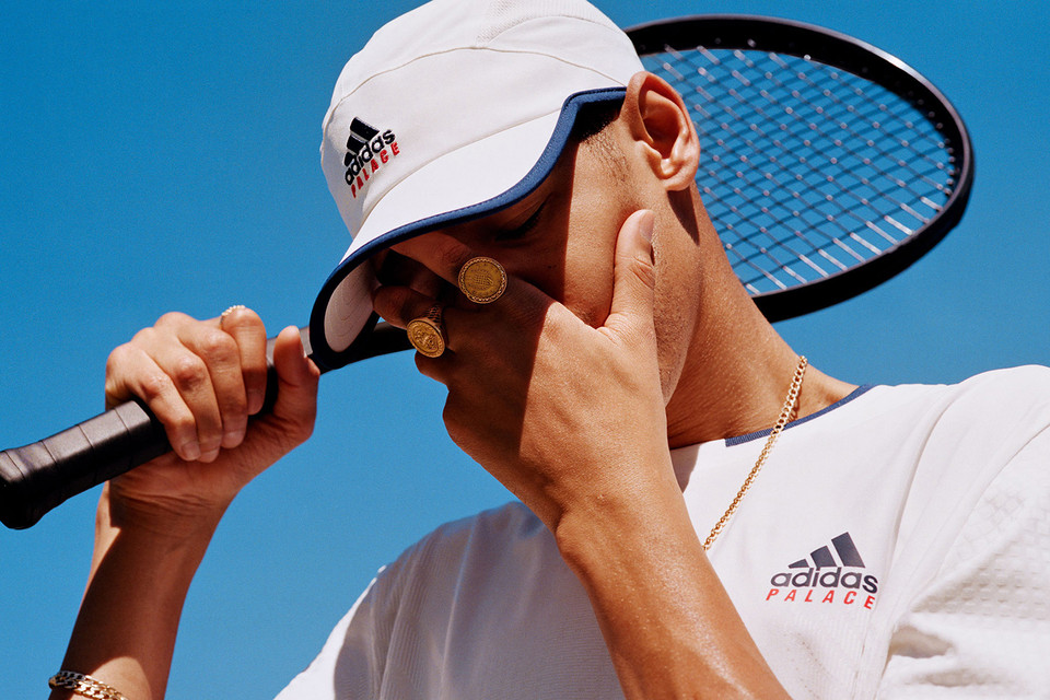 65a87a26 Palace x adidas Tennis 2018 Lookbook | HYPEBEAST