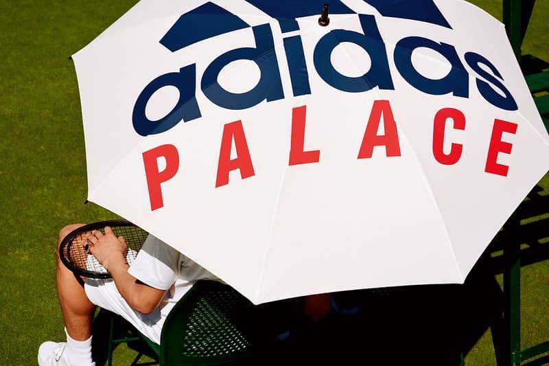Palace x adidas Tennis 2018 Lookbook Collection Blondey McCoy Lucien Clarke Alasdair McLellan Film Video Wimbledon Release Information First Look Details