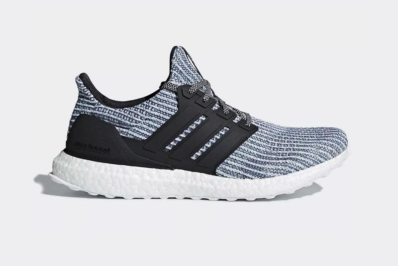 075a9d0ab7988 Parley adidas UltraBOOST 4 0 Carbon Blue june 27 2018 release date info  drop sneakers shoes