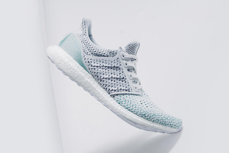 c2b18365343593 Parley adidas UltraBOOST 4 0 LTD available now footwear 2018 june white blue