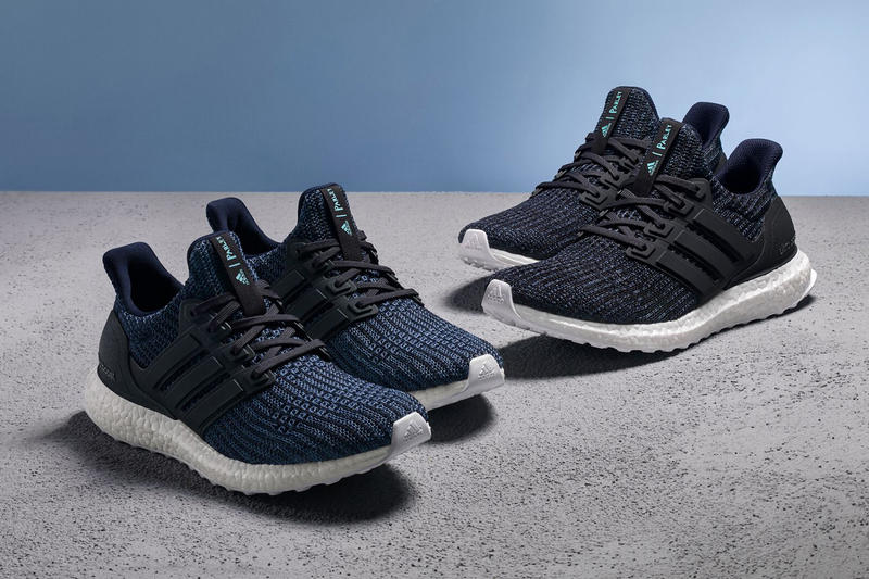 d6d805b991d1f Parley adidas UltraBOOST Deep Ocean Blue june 2018 release date info drop  sneakers shoes footwear