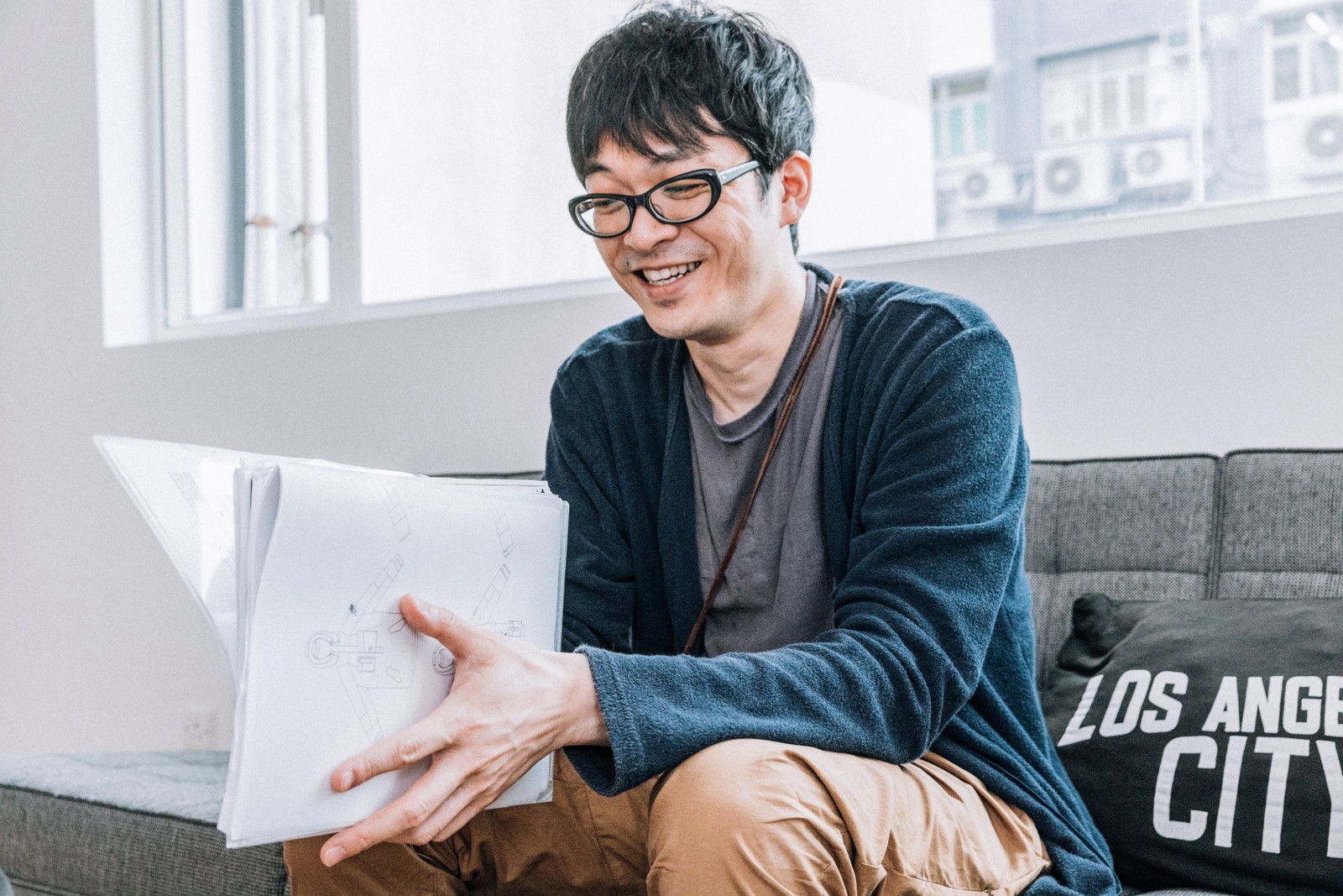 Interviews:倉石一樹の過去と現在と最新コレクション