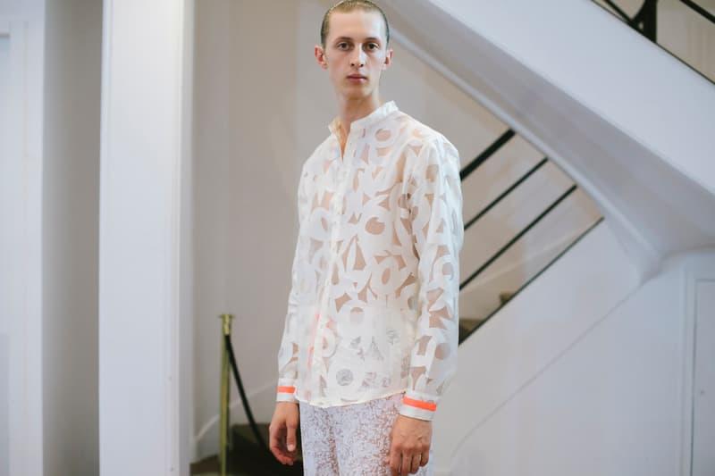 Pigalle spring summer 2018 paris fashion week stephane ashpook converse collaboration
