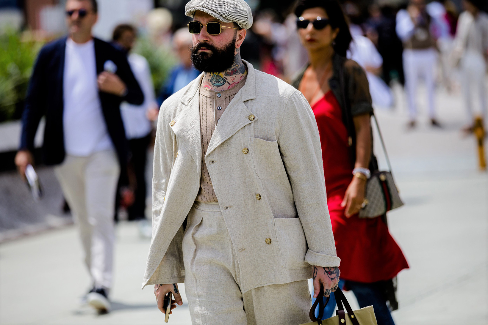 Here\u0027s the Best Street Style From Pitti Uomo 94