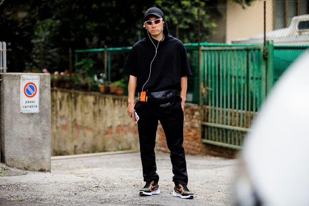 Pitti Uomo 94 Street Style