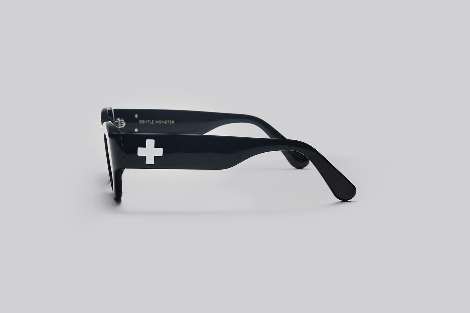 Places Faces Gentle Monster Sunglasses Collaboration 2018 release date info drop