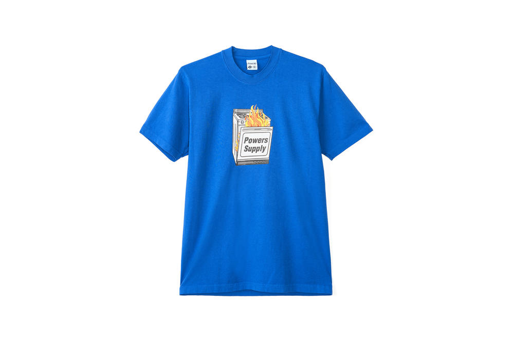 eric elms powers supply fashion apparel clothing streetwear style shirts tees caps