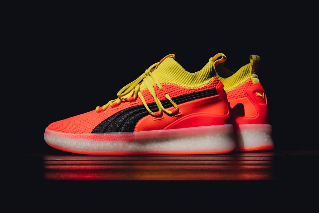 Puma Basketball Sneakers