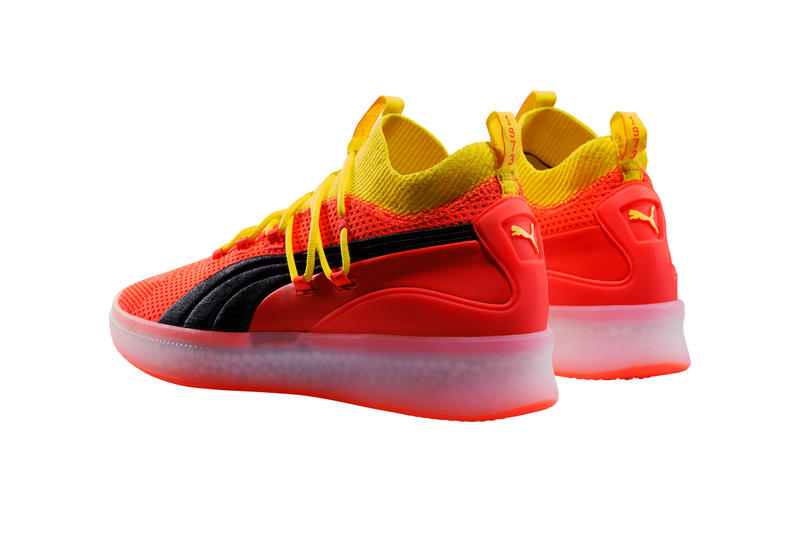 the latest 16fbc 41e88 PUMA Basketball Clyde Court Disrupt Introduction | HYPEBEAST