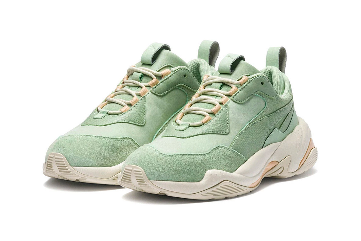 A First Look at the PUMA Thunder Desert