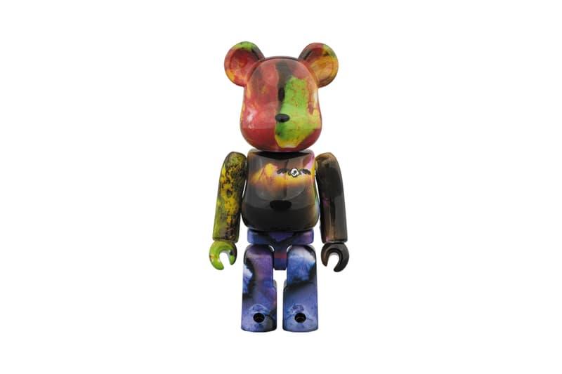 pushead medicom toy bearbrick collectible vinyl figure