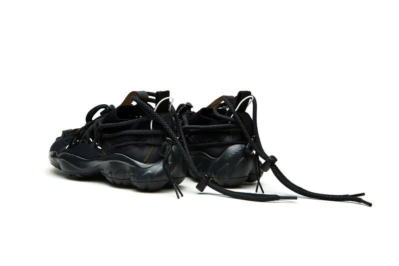 d40ecfc135b464 Pyer Moss Reebok dmx fusion experiemtn triple black release date 2018 june  footwear