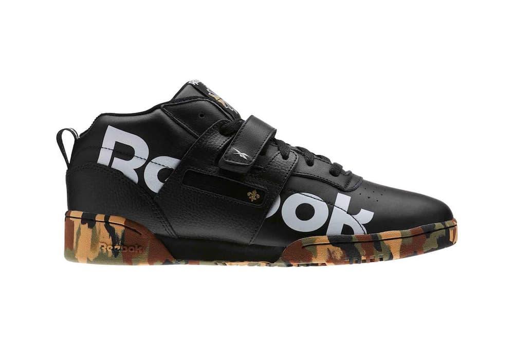 Reebok Classics 3:AM New Orleans Collection Foot Locker NOLA Hip-Hop Polo Silk Chase. N. Cashe. nightlife photographer rapper footwear sneaker reebok workout