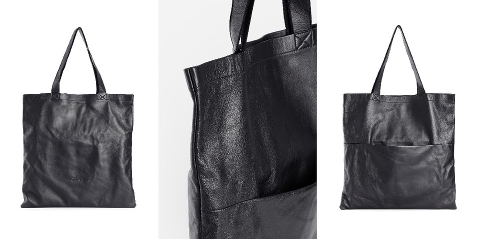 Rick Owens Unveils Fw18 Leather Tote Bag Hypebeast