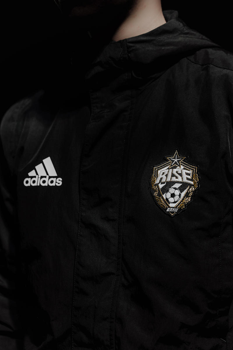 RISE NY We Are One World Cup Capsule Collection 2018 release date info drop Coach Jacket Jersey Shorts Trackpants T-shirt