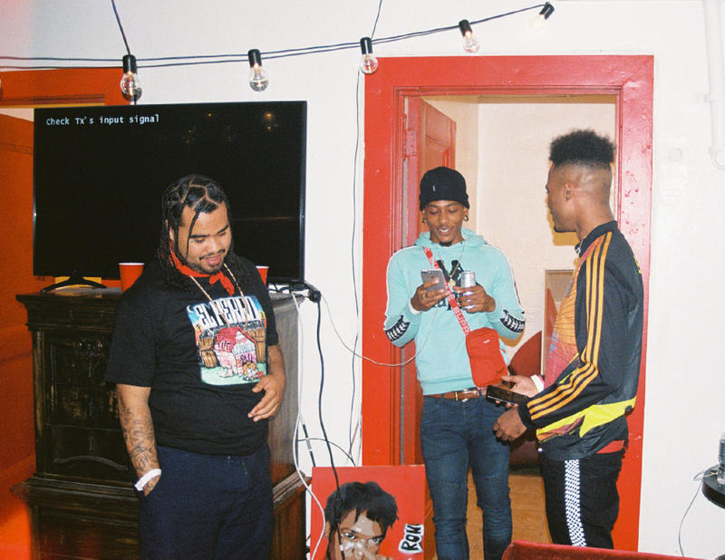 Red Bull LA Ron Ron Friends Review Photos producer music 2018 pictures images review shoreline Mafia 03 Greedo Cypress Moreno drakeo the ruler AzChike AzSwaye AzBenzz AzCult