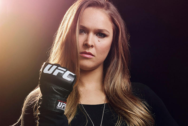 Ronda Rousey first woman Inducted UFC Hall of Fame 2018