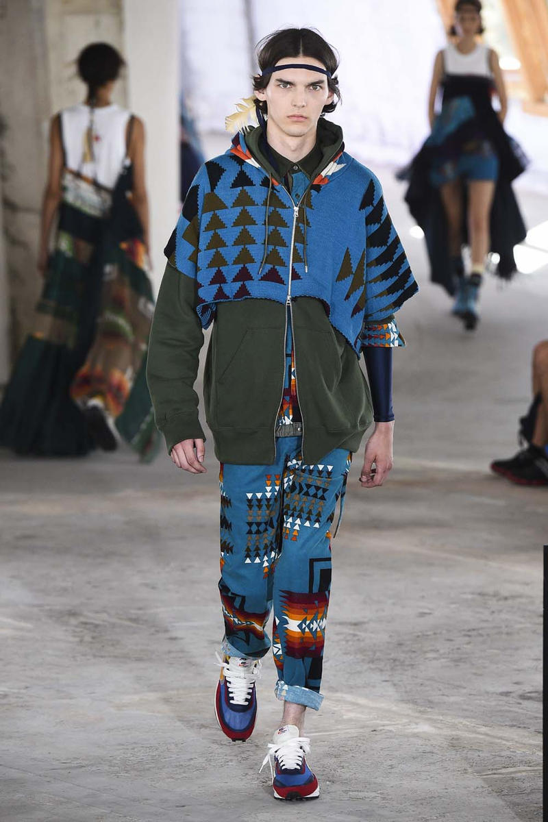 sacai Spring/Summer 2019 Collection