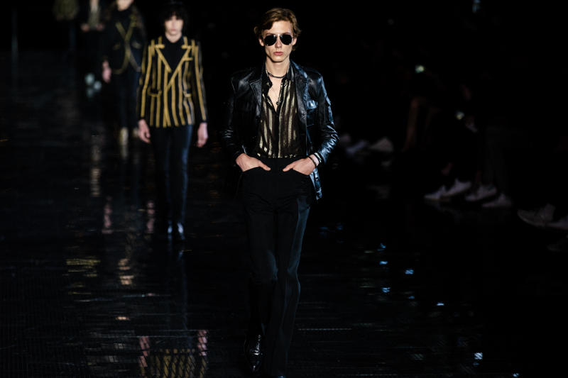Saint Laurent Spring/Summer 2019 Show Collection NYC