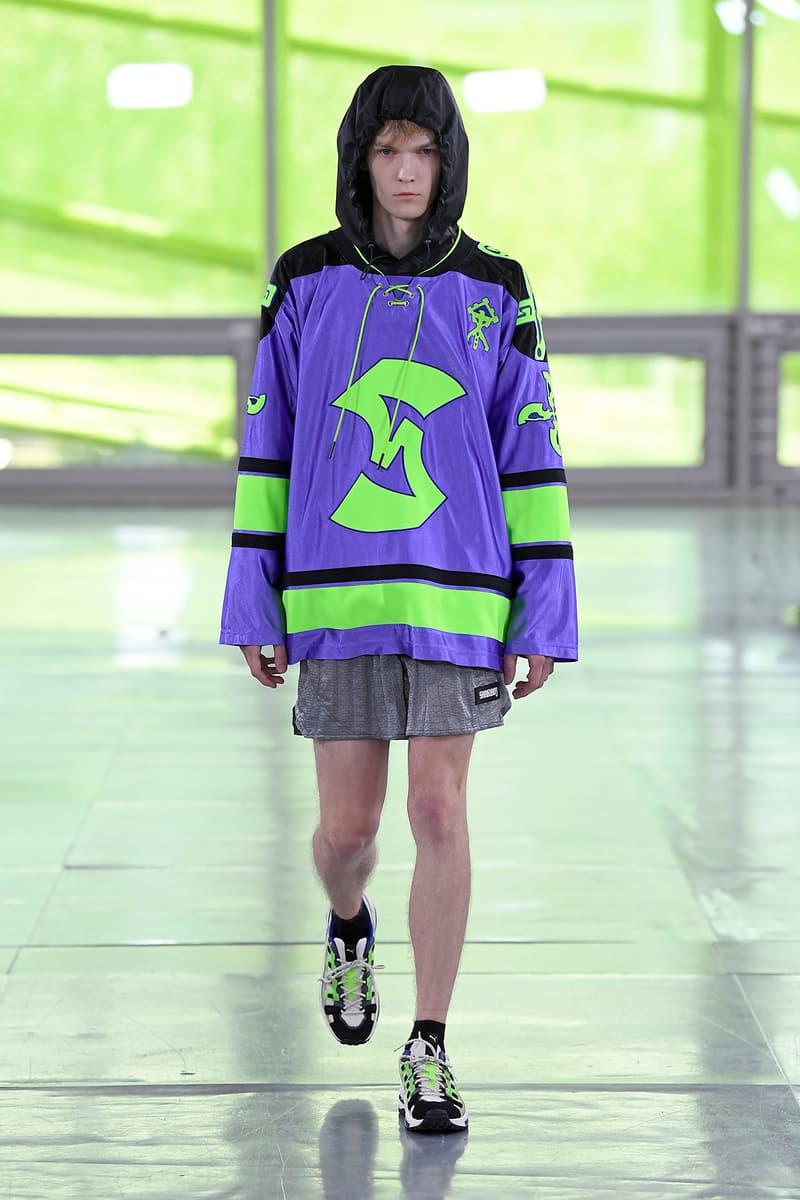 Sankuanz spring summer 2019 runway collection paris fashion week men shangguan zhe uniforms