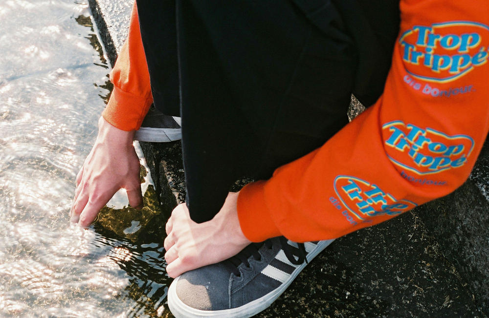 SAYHELLO 2018 Issue #1 Lookbook collection release date info drop japan spring summer
