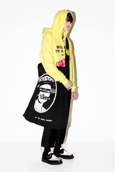 Sex Pistols Midnight Studios Capsule Collection Shane Gonzales John Lydon Bravado Universal Music