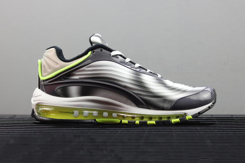 Skepta Next Nike collaboration air max deluxe 2018 footwear