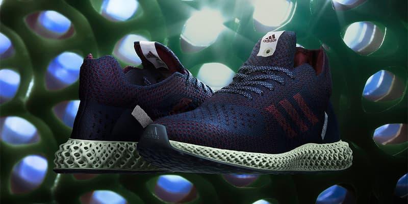huge discount 9a65e aa948 Sneakersnstuff x adidas Consortium FUTURECRAFT 4D