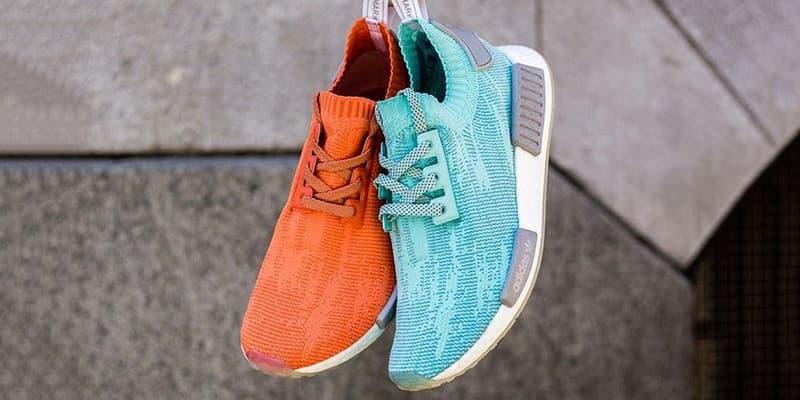 Sneakersnstuff x adidas NMD_R1 PK packs | HYPEBEAST DROPS