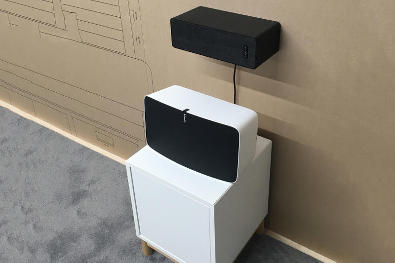 IKEA Sonos Symfonisk Smart Speakers Designs Tease Sweden Home Smart