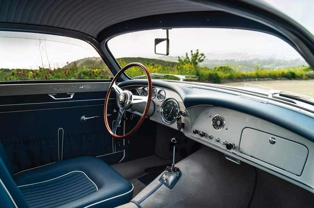 1956 Maserati A6G/2000 Berlinetta Zagato Automotive Cars Rare Classics Sotheby's Italian Automotive Design auction