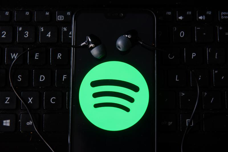 Spotify Sponsored Songs