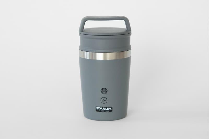 Starbucks fragment design Stanley stainless steel Bottle accessory hiroshi fujiwara